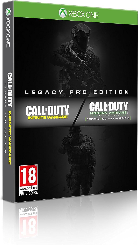 Call Of Duty: Infinite Warfare - Edition Legacy Pro [Importación ...