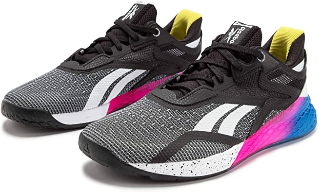 Reebok Nano X, Zapatillas de Running para Mujer: Amazon.es ...