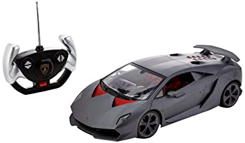 Rastar 049200 Voiture Lamborghini Sesto Elemento Gris