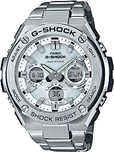 CASIO Watch G-SHOCK G-Steel World six Stations corresponding Solar Radio GST-W110D-7AJF Men's