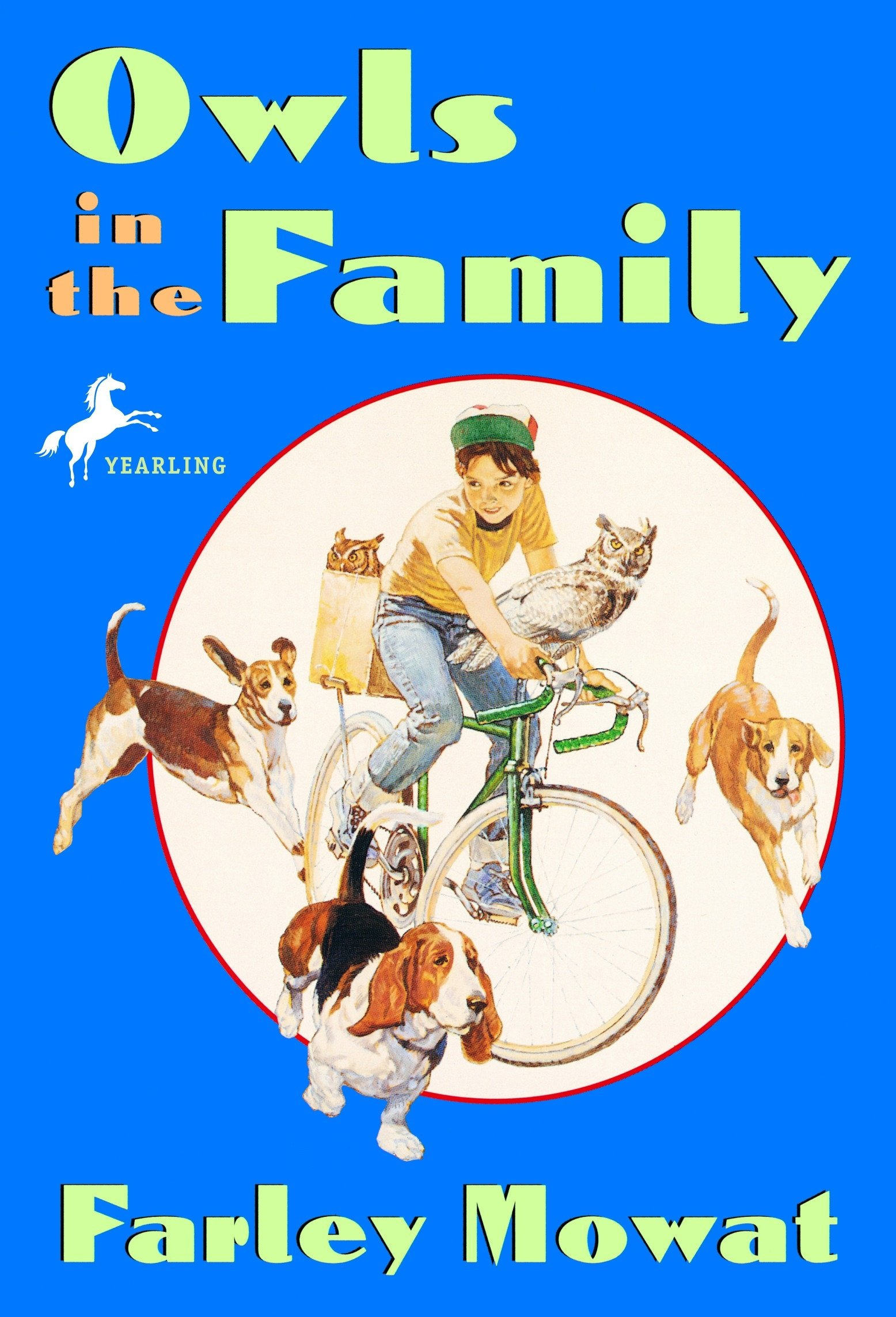 Amazon.com: Owls in the Family: 9780440413615: Mowat, Farley: Books