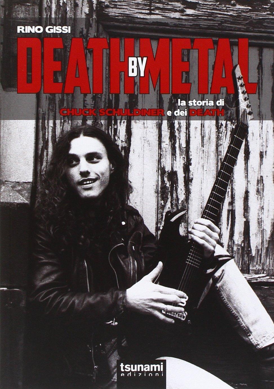 RINO GISSI - DEATH BY METAL -: Rino Gissi: 9788896131589: Amazon ...
