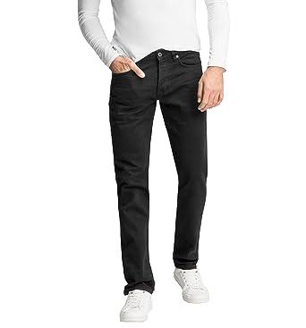 neuartiges Design viele modisch viele möglichkeiten C&A Herren Jeans The Slim Enges Bein Schwarz