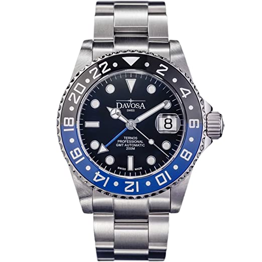 davosa gmt  : Davosa Swiss Automatic Watch for Men - Ternos ...
