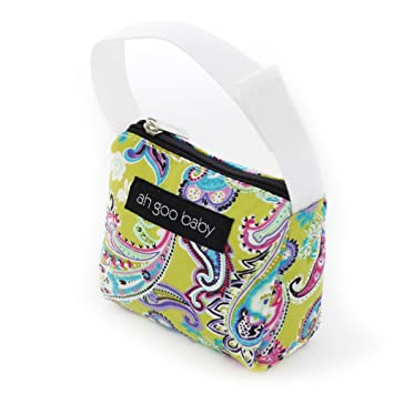 Amazon.com: ah Goo Baby Pacifier bolsa, Bloom: Baby