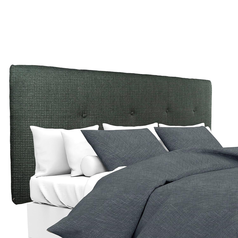 Amazoncom  Mjl Furniture Designs Ali Padded Bedroom Headboard Contemporary