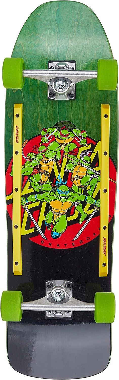 Santa Cruz x TMNT Turtle Power Cruiser 9.35 x 31.7