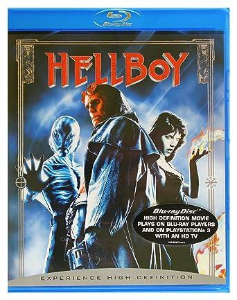 Hellboy Blu-Ray Region Free IMPORT No hay versión española: Amazon ...