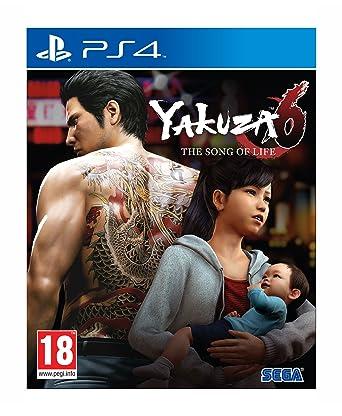 027602e1030 Yakuza 6: The Song of Life (PS4): Amazon.co.uk: PC & Video Games