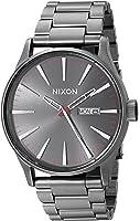 Nixon Men's A3561 Sentry Stainless Steel Watch