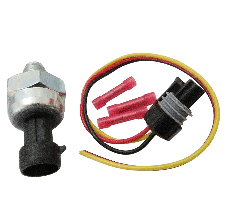 Injection Control Pressure ICP Sensor 1830669C92 for Navistar Cummins DT466E I530E HT530 DT466 Ford E-350 F-350 F-250 1994 1995 1996