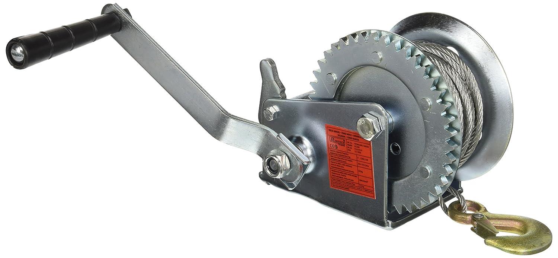 Argano manuale 540/1080 kg Hobbystore 1101