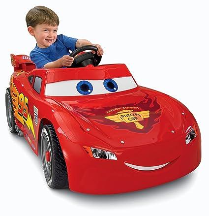 Power Wheels Disney Pixar Cars 2 Lightning McQueen