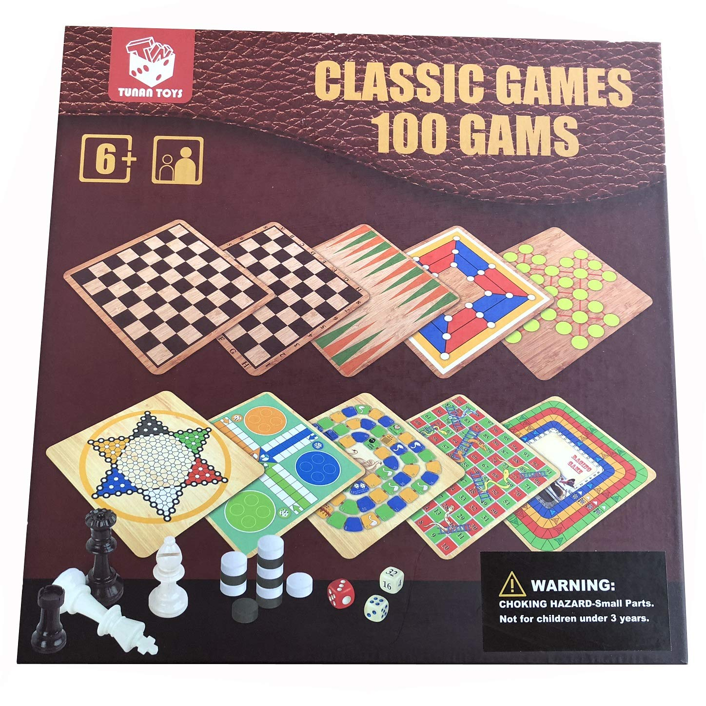 Classic Games 100 Games Collection TUNAN