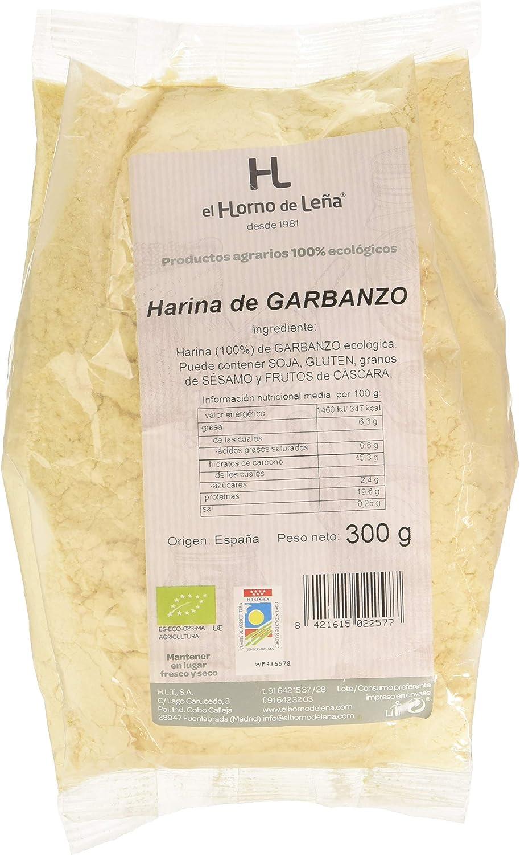 HARINA DE GARBANZO ECO 300 gr