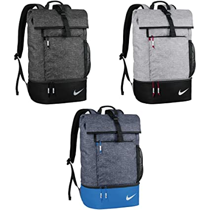 d085ff5521c7 Nike Golf Sport Fold Top Backpack Rucksack  Amazon.in  Bags