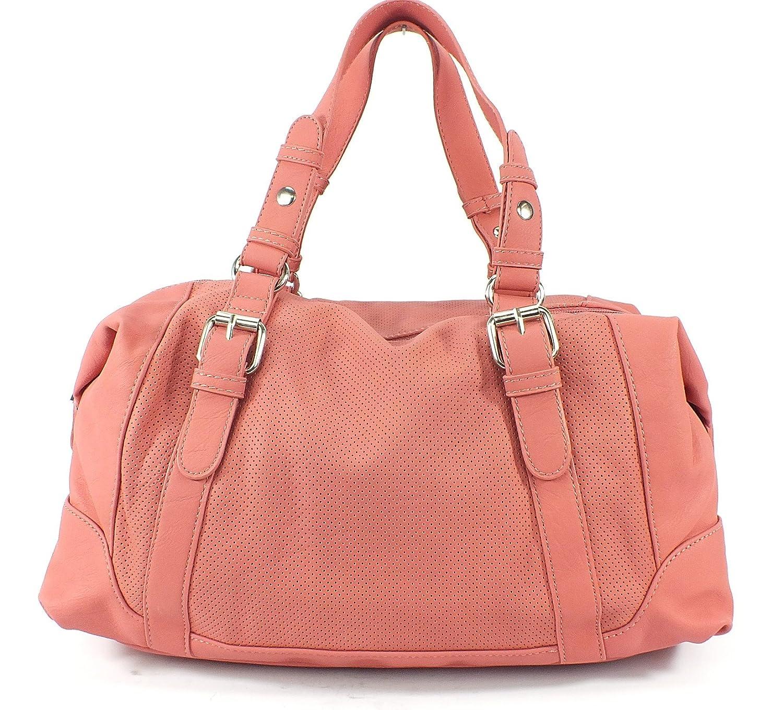 851 Mexx TREND Handtasche Tasche mit feinem Lochmuster salomon Maße ca. 24x37cm Mexx EnHSc4LRd4