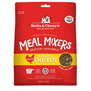 Stella & Chewy's Freeze-Dried Raw Super Beef Meal Mixers