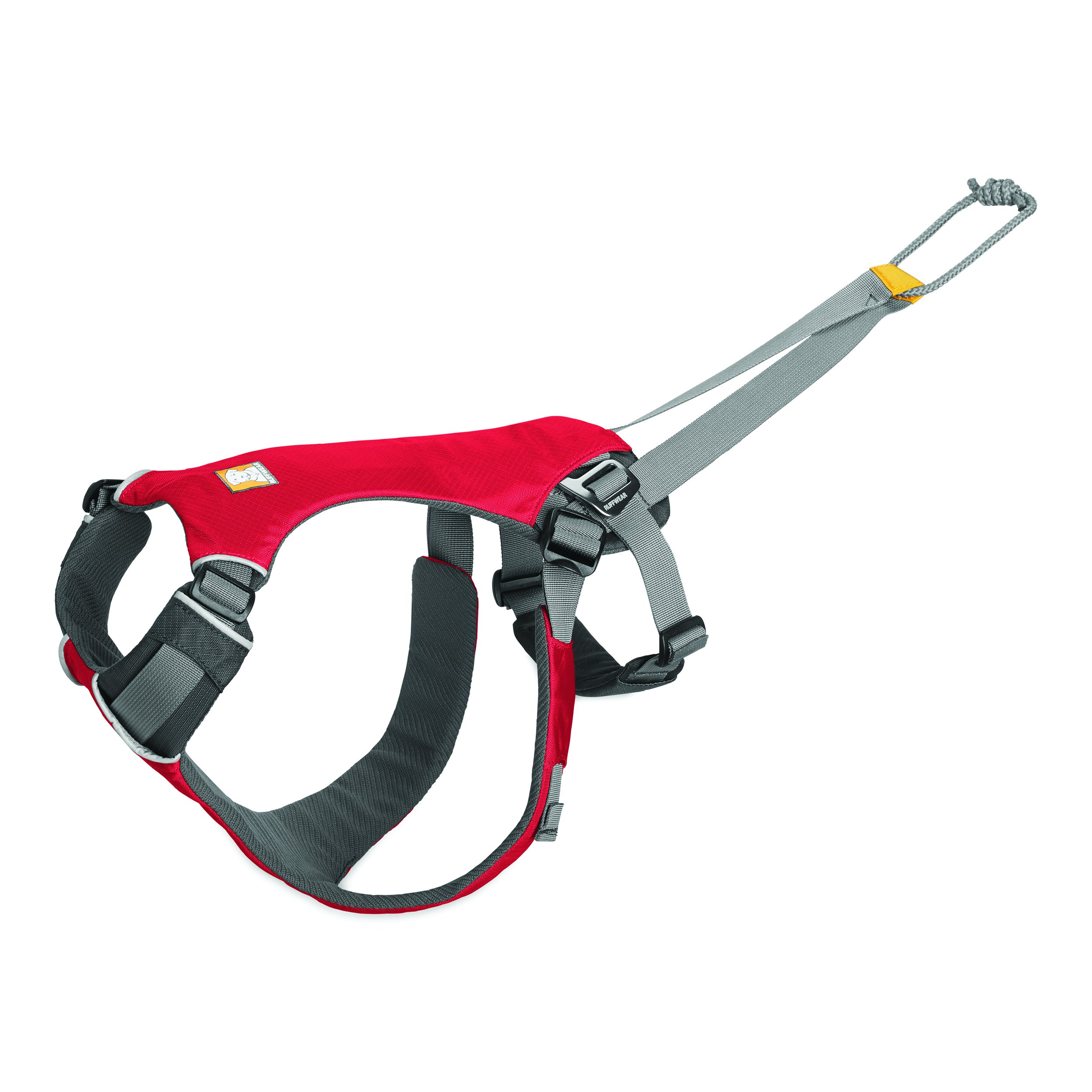 Ruffwear - Omnijore Harness, Dog-Pulling Harness, Red Currant, Large/X-Large by Ruffwear (Image #3)