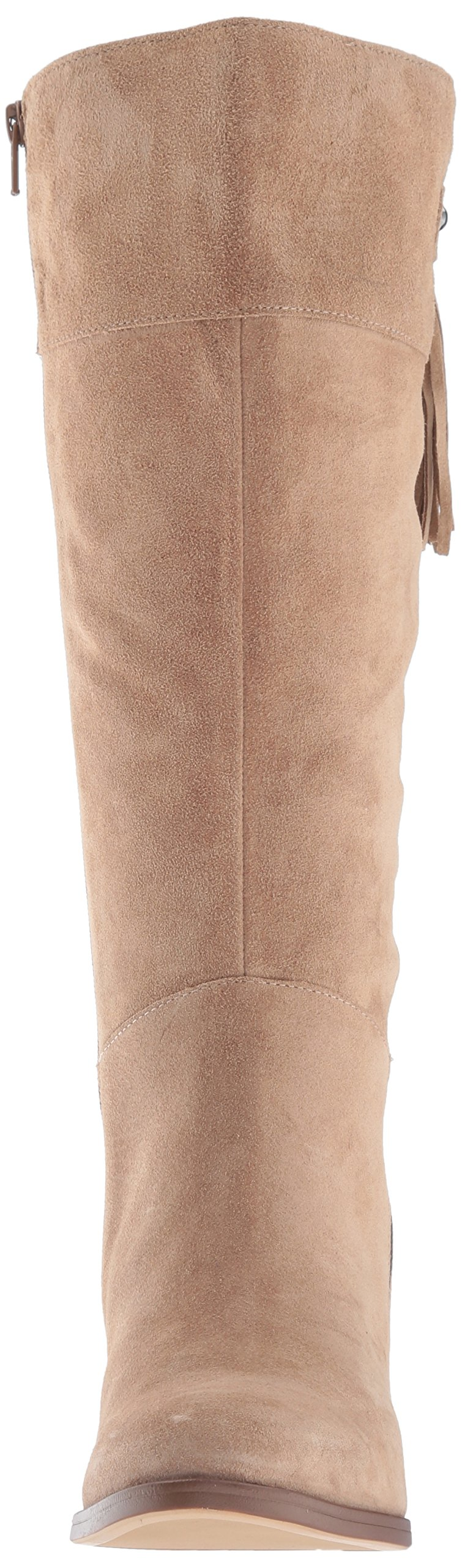 Naturalizer Women's Demi Wc Riding Boot, Oatmeal, 9 M US by Naturalizer (Image #4)