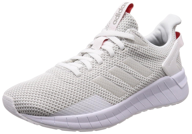 Adidas Herren Questar Ride Fitnessschuhe Weiß Grau, EU  | Luxus