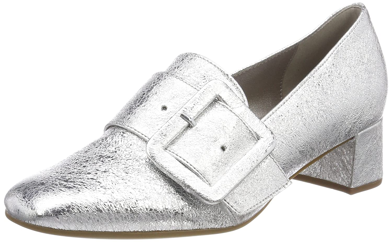 Gabor (Silber) Damen Basic Pumps Mehrfarbig (Silber) Gabor a8a6a5