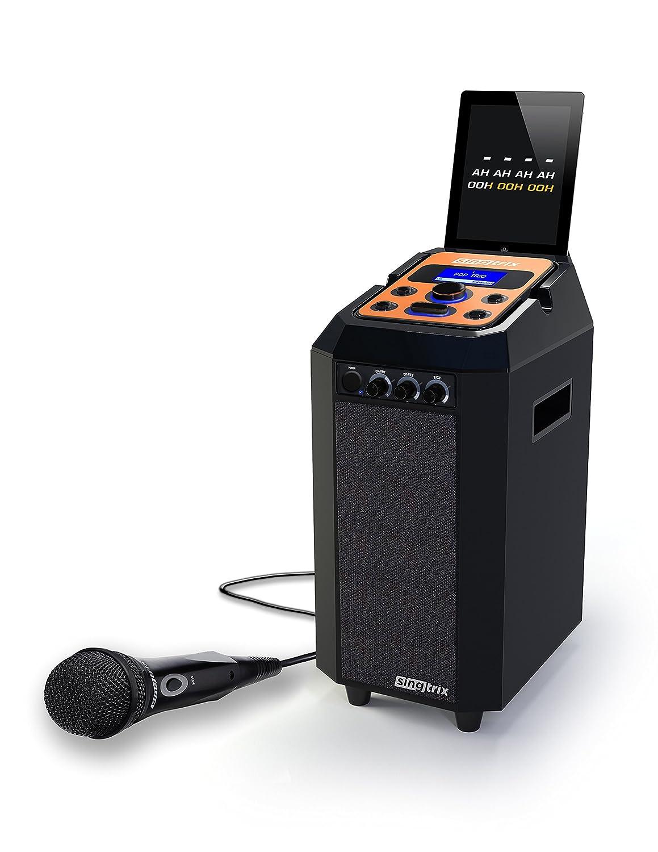 Singtrix Family Bundle Portable Karaoke System