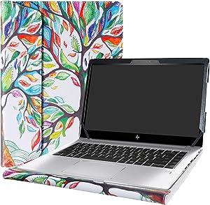 "Alapmk Protective Case Cover for 15.6"" HP EliteBook 850 G6 G5 & EliteBook 755 G5 & ZBook 15u G6 G5 Laptop(Note:Not fit EliteBook 850 G4/G3/G2 & EliteBook 755 G4/G3/G2 & ZBook 15u G4/G3/G2),Love Tree"