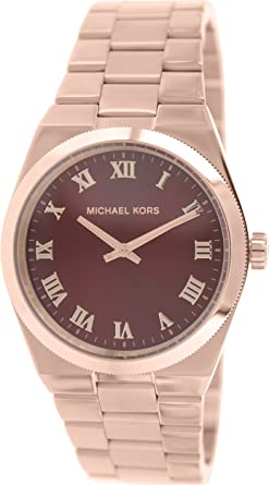 f14e0d051cfd Image Unavailable. Image not available for. Color  Michael Kors Women s Channing  Watch ...