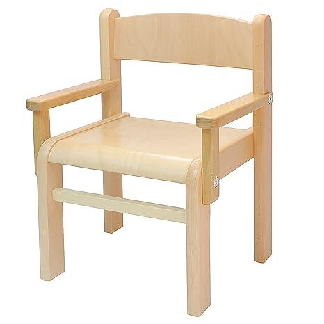 Muebles Para Niños de Madera de La Haya Sólida Natural ...