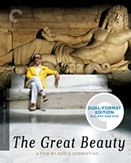 The Great Beauty Criterion Collection Blu Ray DVD