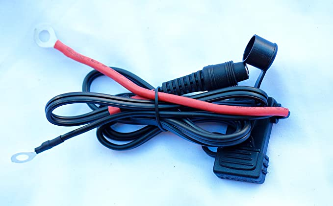 12v Wiring Harness And Fuse Pack For Volt Heated Clothing