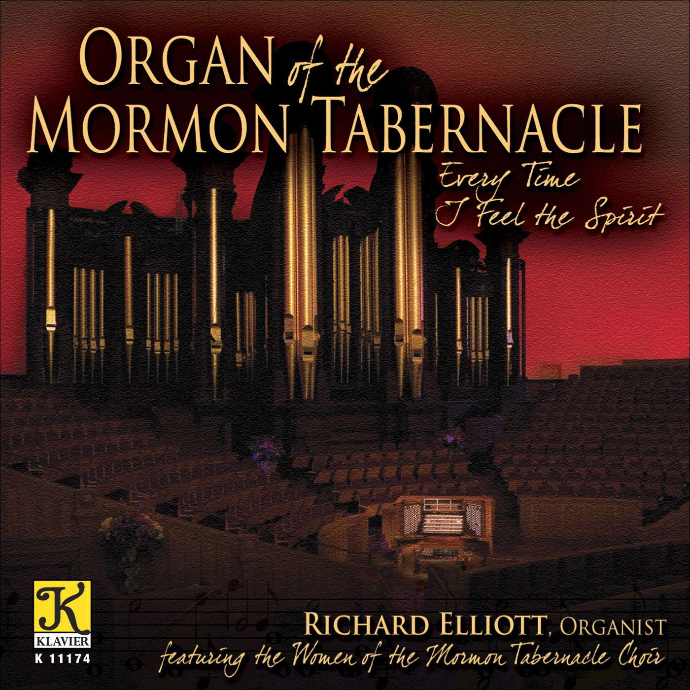 Every Time I Feel the Spirit: Organ of the Mormon Tabernacle by Klavier