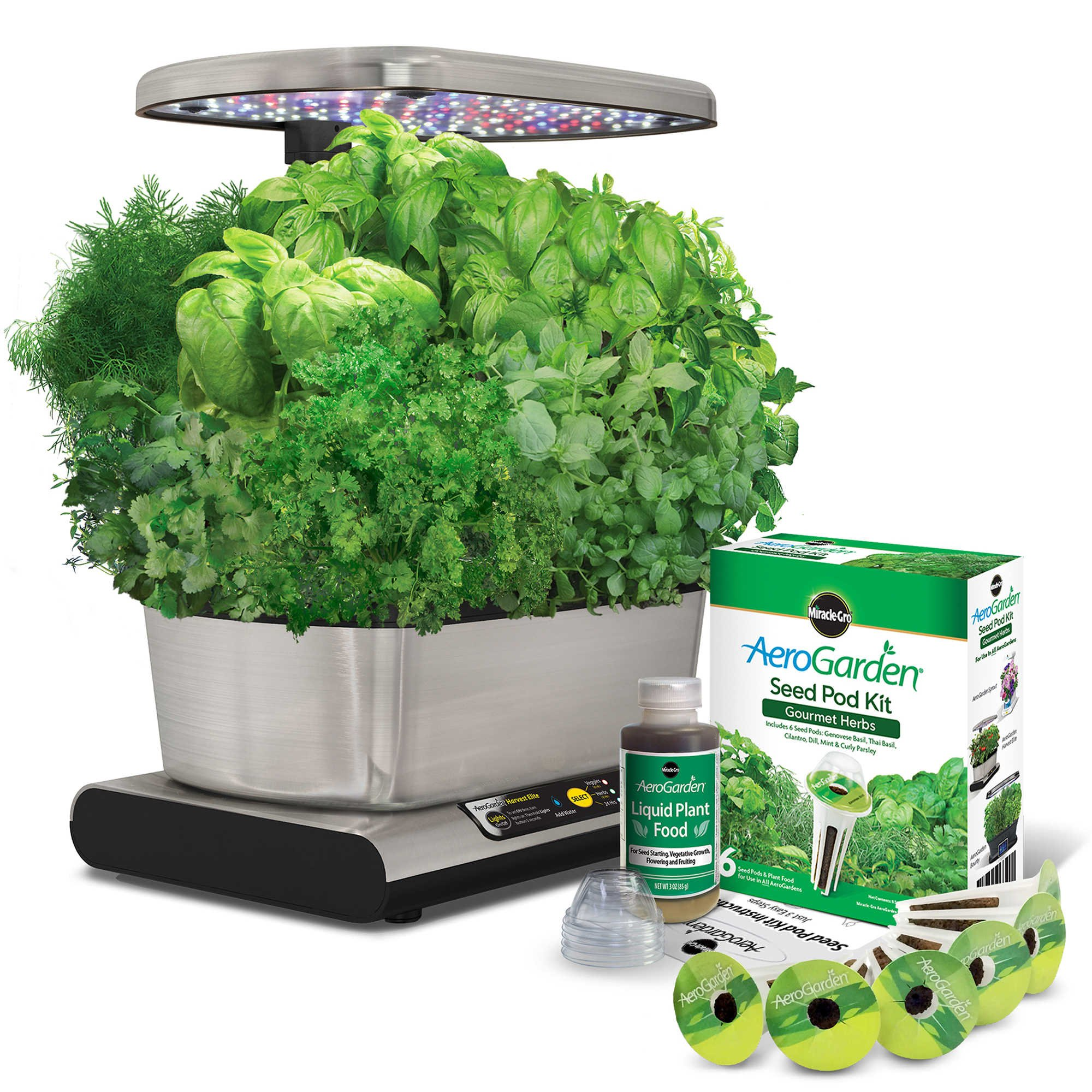 Miracle-Gro AeroGarden Smart Countertop Garden