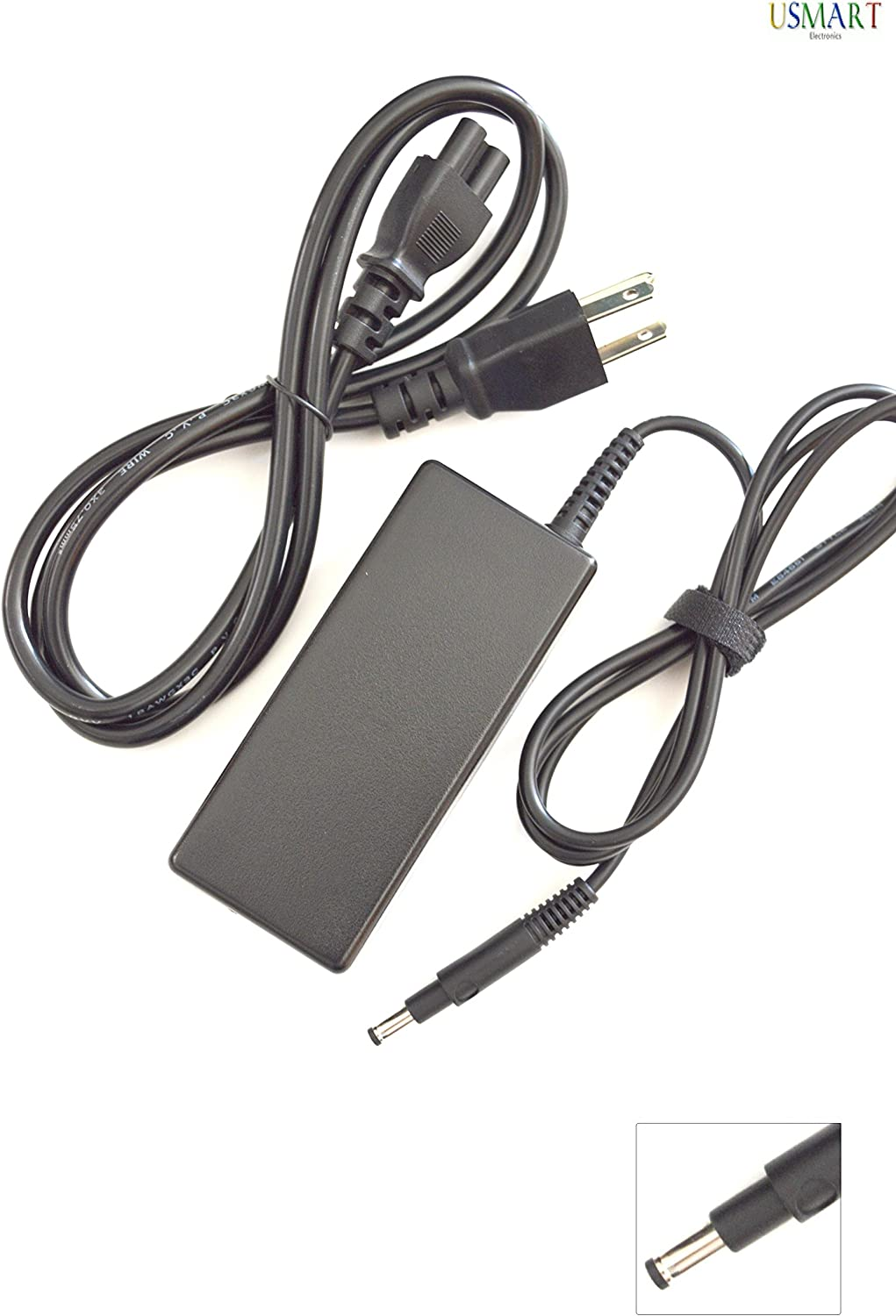 Usmart AC Adapter Laptop Charger for HP Envy Sleekbook 14-3010nr Laptop New Power Supply 3 Years Warranty