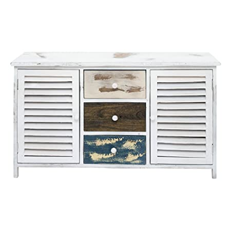 Contemporary Rebecca Srl Bench Seat Storage Unit 3 Drawers 2 Doors White Grey Vintage Shabby chic Bedroom Photo - Amazing grey bedroom bench Review