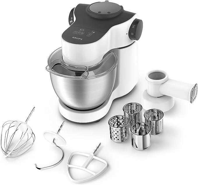Krups ka2521 Robot de cocina Master Perfect, 4 L, 700 W, incluye ...