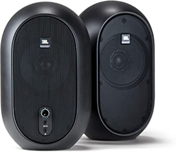 JBL 1 Series 104 2-Way Active Powered Desktop Reference Monitors (Pair)