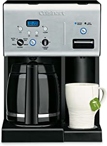 7 Best Coffee Maker With A Hot Water Dispenser Reviews – Expert's Guide 3