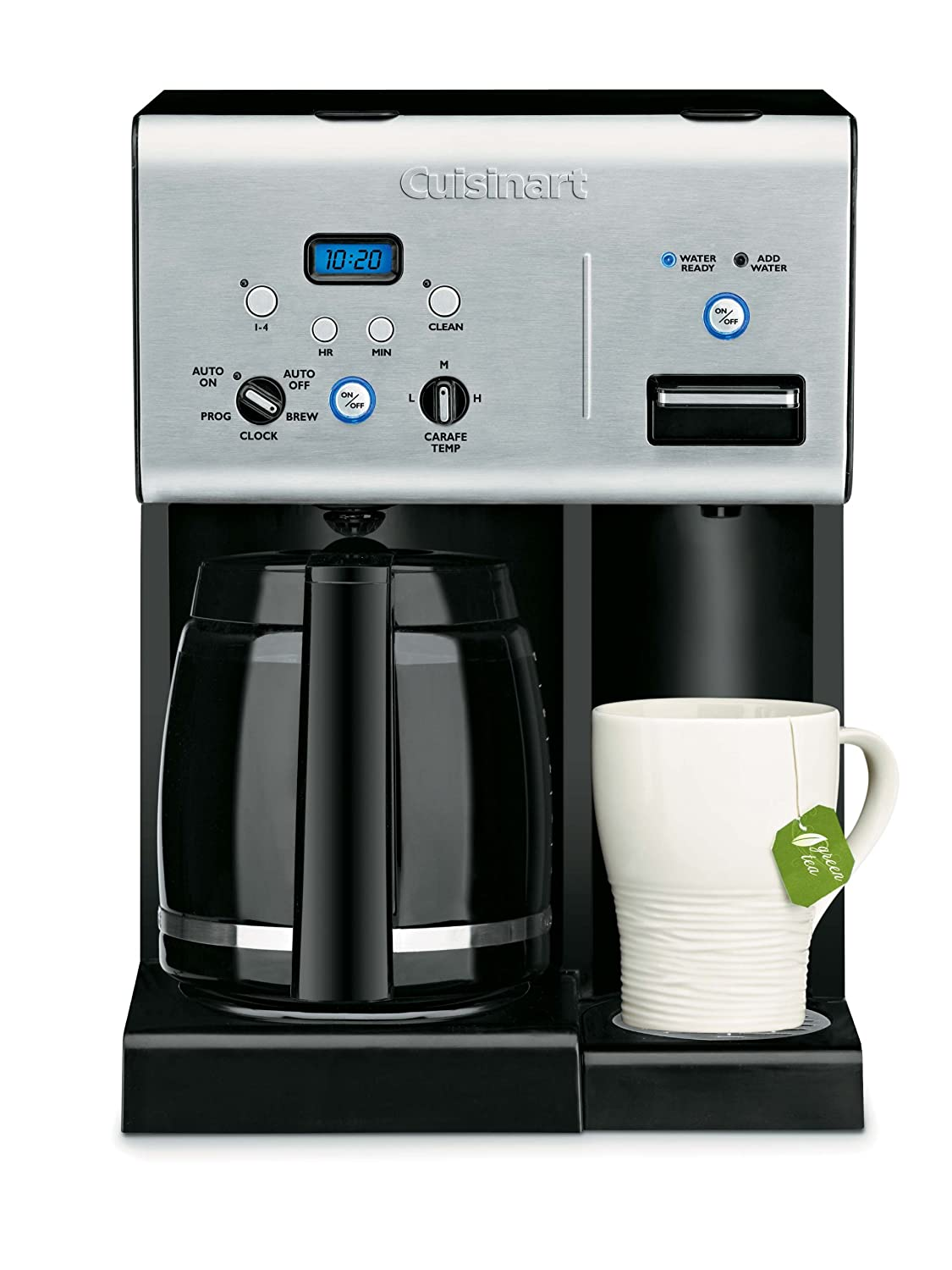 Cuisinart Coffee Maker – 12 cup – with Hot Water System