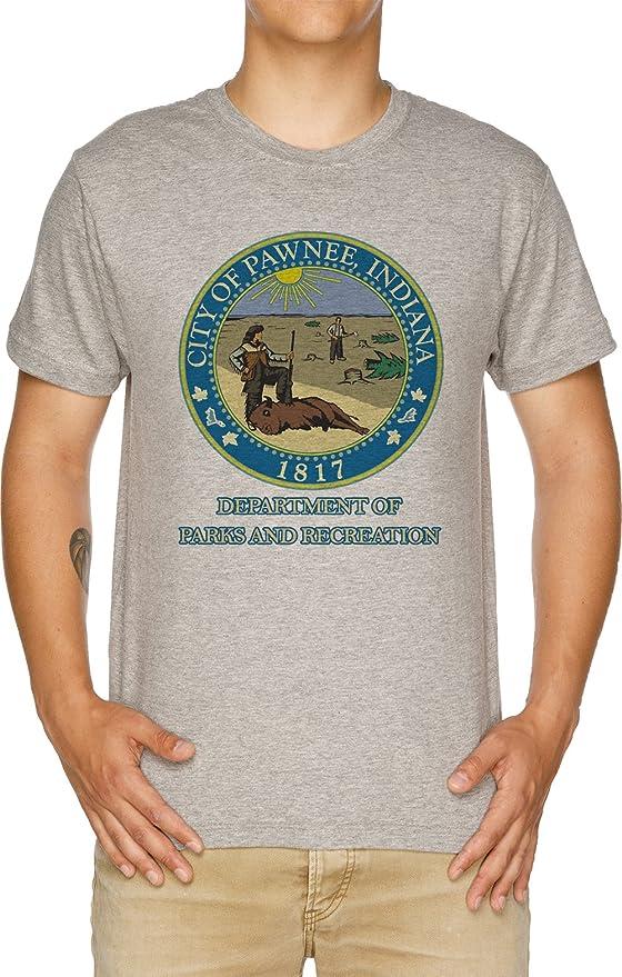 Vendax Pawnee Indiana Parques y Recreación Camiseta ...