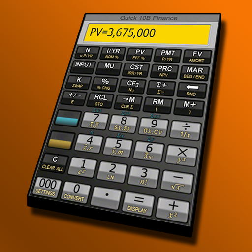 Quick 10B Financial Calculator from Kognisi Pty Limited