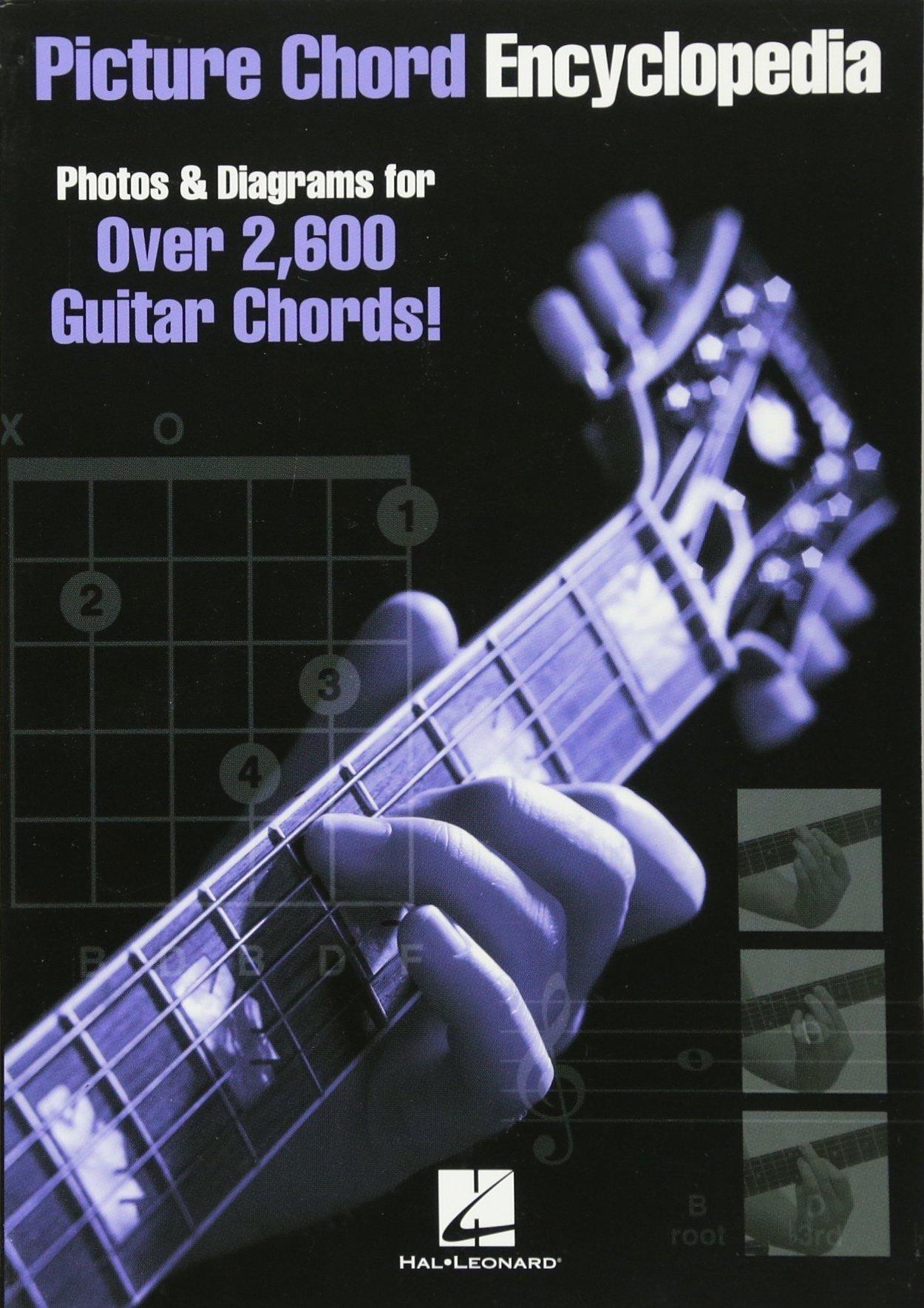 Top 10 Best guitar chord book