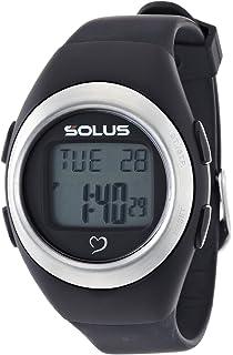 69d5a55832 Amazon | [ソーラス]SOLUS 腕時計 心拍計測機能付 Team Sports 300 ...