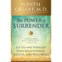 The Power of Surrender: Let Go and Energize Your Relationships, Success, and Well-Being (English Edition)