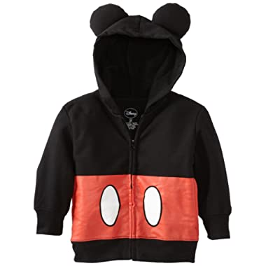 Disney Boys' Toddler Mickey Mouse Hoodie