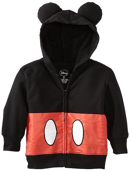 Amazoncom Disney Boys Toddler Mickey Mouse Hoodie Clothing