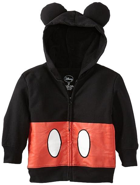0a6e425acfa4 Disney Boys  Toddler Mickey Mouse Hoodie  Amazon.ca  Clothing ...