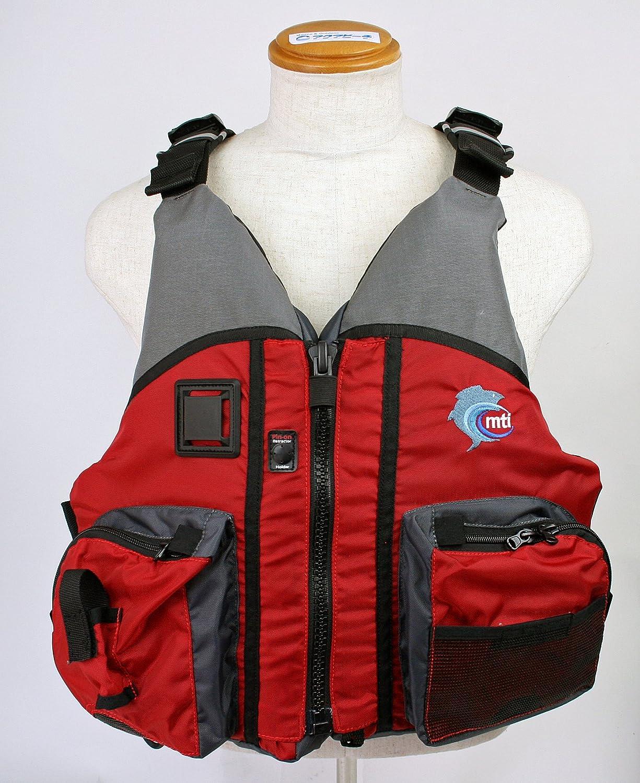 【限定セール!】 カヌーカヤック用ライフジャケット ドラド MTI-806B XS/S レッド MTI XS/S B015VQHN9I B015VQHN9I, SPY KIDS COMPANY:05f53609 --- a0267596.xsph.ru