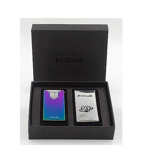 amazon com new focus usb lighter electronic arc rechargeable
